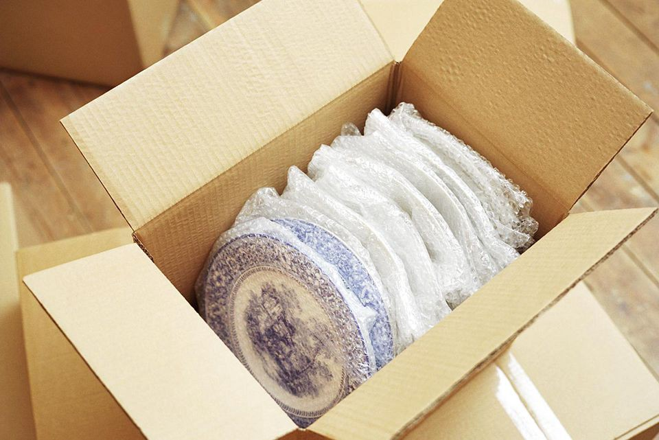 Fragile Items- Moving Company Los Angeles